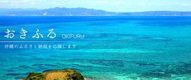 沖縄県ふるさと納税ポータルサイトおきふるオープン画像